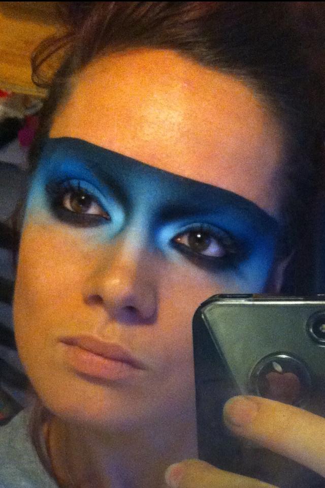 high fashion gothic makeup art ideas 2 meet makeup artist shonagh ...