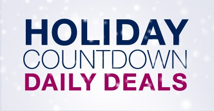 62 Holiday Daily Deals!
