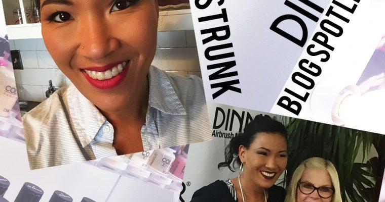 Dinair Artist Spotlight: Angie Strunk
